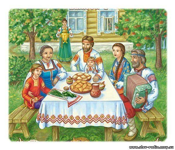 Сценарий праздника Как хорошо что есть семья