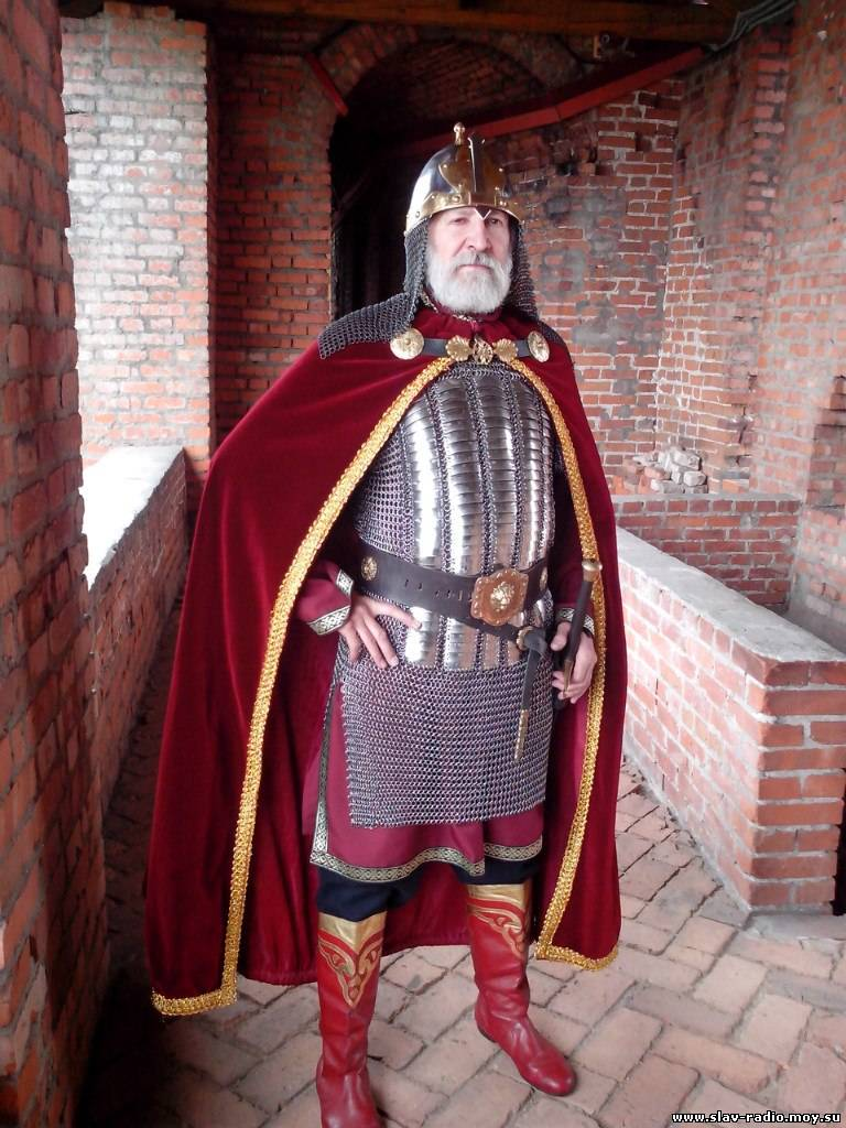 Как сделать костюм воеводы своими руками